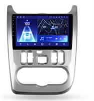 Штатная магнитола Teyes CC2 Plus 3/32 ГБ для Renault Logan, Sandero 2009-2013 на Android 10.0