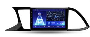 Штатная магнитола Teyes CC2 Plus 3/32 ГБ для Seat Leon III 2012-2020 на Android 10.0