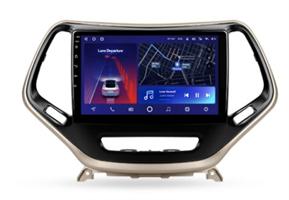Штатная магнитола Teyes CC2 Plus 6/128 ГБ для Jeep Cherokee V (KL) 2013-2018 на Android 10.0