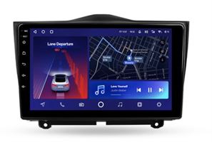 Штатная магнитола Teyes CC2 Plus 6/128 ГБ для LADA Granta Cross 2018-2019 на Android 10.0