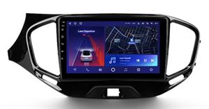 Штатная магнитола Teyes CC2 Plus 6/128 ГБ для Lada Vesta 2015-2021 на Android 10.0