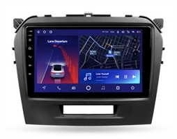 Штатная магнитола Teyes CC2 Plus 6/128 ГБ для Suzuki Vitara IV 2014-2018 на Android 10.0