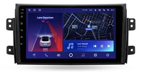 Штатная магнитола Teyes CC2 Plus 6/128 ГБ для Suzuki SX4 I 2006-2014 на Android 10.0
