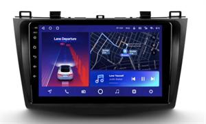 Штатная магнитола Teyes CC2 Plus 6/128 ГБ для Mazda 3 (BL) 2009-2013 на Android 10.0