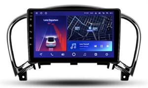 Штатная магнитола Teyes CC2 Plus 6/128 ГБ для Nissan Juke 2010-2014 на Android 10.0
