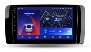 Штатная магнитола Teyes CC2 Plus 6/128 ГБ для Mercedes R-class на Android 10.0