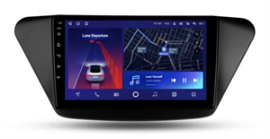 Штатная магнитола Teyes CC2 Plus 6/128 ГБ для Lifan X50 2015-2020 на Android 10.0