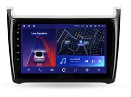Штатная магнитола Teyes CC2 Plus 6/128 ГБ для Volkswagen Polo 5 2009-2019 на Android 10.0
