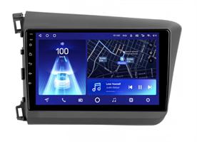 Штатная магнитола Teyes CC2 Plus 6/128 ГБ для Honda Civic 2012-2015 на Android 10.0