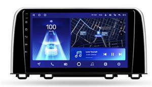 Штатная магнитола Teyes CC2 Plus 3/32 ГБ для Honda CR-V 2017-2019 на Android 10.0