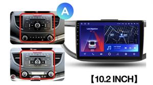 Штатная магнитола Teyes CC2 Plus 6/128 ГБ для Honda CR-V IV 2012-2016 на Android 10.0