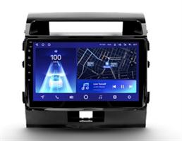 Штатная магнитола Teyes CC2 Plus 6/128 ГБ для Toyota Land Cruiser 200 2007-2015 на Android 10.0