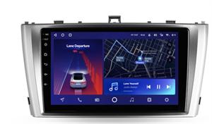 Штатная магнитола Teyes CC2 Plus 6/128 ГБ для Toyota Avensis III 2009-2015 на Android 10.0