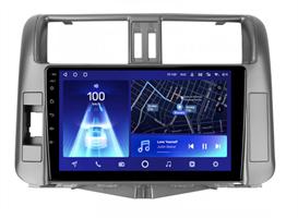Штатная магнитола Teyes CC2 Plus 6/128 ГБ для Toyota Land Cruiser Prado 150 2009-2013 на Android 10.0