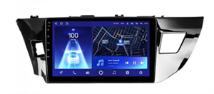 Штатная магнитола Teyes CC2 Plus 6/128 ГБ для Toyota Corolla XI 2013-2015 на Android 10.0