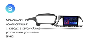 Штатная магнитола Teyes CC2 Plus 6/128 ГБ для Hyundai Sonata VII (LF) 2014-2016 на Android 10.0