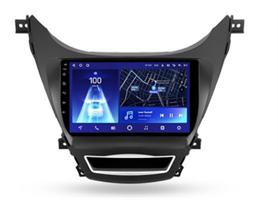 Штатная магнитола Teyes CC2 Plus 6/128 ГБ для Hyundai Elantra 2011-2014 на Android 10.0