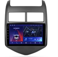 Штатная магнитола Teyes CC2 Plus 6/128 ГБ для Chevrolet Aveo 2011-2018 на Android 10.0