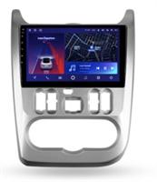 Штатная магнитола Teyes CC2 Plus 6/128 ГБ для Renault Logan, Sandero 2009-2013 на Android 10.0