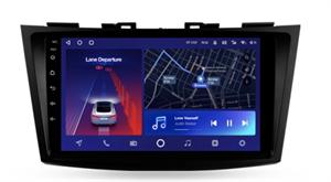 Штатная магнитола Teyes CC2 Plus 6/128 ГБ для Suzuki Swift IV 2011-2017 на Android 10.0