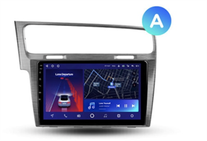 Штатная магнитола Teyes CC2 Plus 6/128 ГБ для Volkswagen Golf 7 2013-2019 на Android 10.0