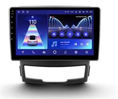 Штатная магнитола Teyes CC2 Plus 4/64 ГБ для SsangYong Actyon, Korando 2010-2013 на Android 10.0