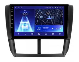 Штатная магнитола Teyes CC2 Plus 4/64 ГБ для Subaru Forester III, Impreza III 2007-2013 на Android 10.0