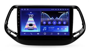 Штатная магнитола Teyes CC2 Plus 4/64 ГБ для Jeep Compass II 2017-2021 на Android 10.0
