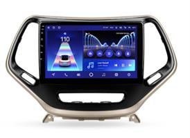 Штатная магнитола Teyes CC2 Plus 4/64 ГБ для Jeep Cherokee V (KL) 2013-2018 на Android 10.0