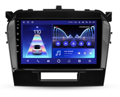 Штатная магнитола Teyes CC2 Plus 4/64 ГБ для Suzuki Vitara IV 2014-2018 на Android 10.0