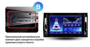 Штатная магнитола Teyes CC2 Plus 4/64 ГБ для Skoda Kodiaq 2016-2021 на Android 10.0