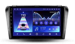 Штатная магнитола Teyes CC2 Plus 4/64 ГБ для Mazda 3 BK 2003-2009 на Android 10.0