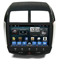 CarMedia KR-1046-S10 для Mitsubishi ASX 2010-2018 на Android 10.0