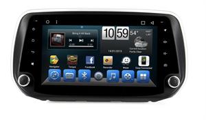 CarMedia KR-9180-S10 для Hyundai Santa Fe IV 2018-2021 на Android 10.0