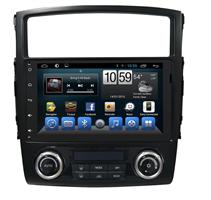 CarMedia KR-9050-S10 для Mitsubishi Pajero IV 2006-2019 на Android 10.0