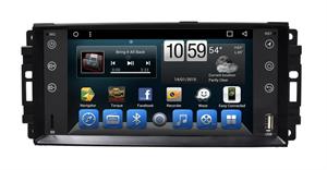 CarMedia KR-7145-S10 для Dodge Avenger, Caliber, Caravan на Android 10.0