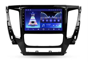 Штатная магнитола Teyes CC2 Plus 4/64 ГБ для Mitsubishi Pajero Sport III 2015-2019 на Android 10.0