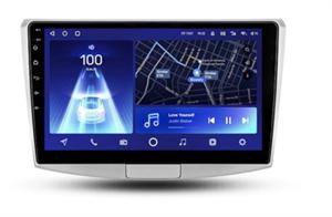 Штатная магнитола Teyes CC2 Plus 4/64 ГБ для Volkswagen Passat CC, B6, B7 2005-2017 на Android 10.0