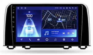 Штатная магнитола Teyes CC2 Plus 4/64 ГБ для Honda CR-V 2017-2019 на Android 10.0