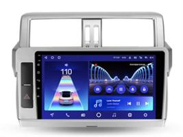 Штатная магнитола Teyes CC2 Plus 4/64 ГБ для Toyota Land Cruiser Prado 150 2013-2017 на Android 10.0