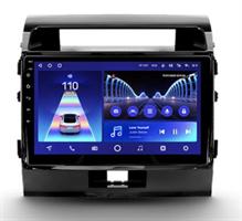 Штатная магнитола Teyes CC2 Plus 4/64 ГБ для Toyota Land Cruiser 200 2007-2015 на Android 10.0