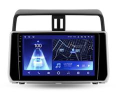 Штатная магнитола Teyes CC2 Plus 4/64 ГБ для Toyota Land Cruiser Prado 150 2017-2020 на Android 10.0