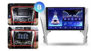 Штатная магнитола Teyes CC2 Plus 4/64 ГБ для Toyota Camry V55 2014-2018 на Android 10.0