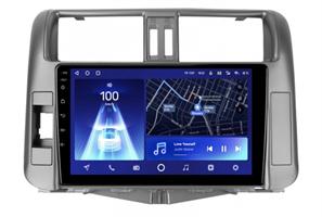 Штатная магнитола Teyes CC2 Plus 4/64 ГБ для Toyota Land Cruiser Prado 150 2009-2013 на Android 10.0