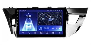 Штатная магнитола Teyes CC2 Plus 4/64 ГБ для Toyota Corolla XI 2013-2015 на Android 10.0