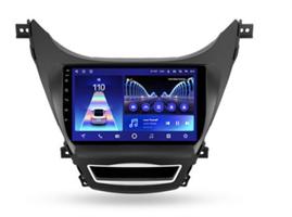 Штатная магнитола Teyes CC2 Plus 4/64 ГБ для Hyundai Elantra 2011-2014 на Android 10.0