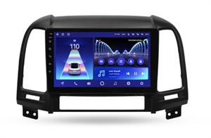 Штатная магнитола Teyes CC2 Plus 4/64 ГБ для Hyundai Santa Fe III 2005-2012 на Android 10.0