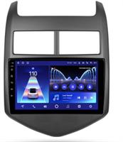 Штатная магнитола Teyes CC2 Plus 4/64 ГБ для Chevrolet Aveo 2011-2018 на Android 10.0