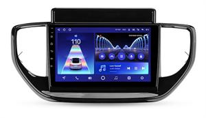 Штатная магнитола Teyes CC2 Plus 4/64 ГБ для Hyundai Solaris 2020+ на Android 10.0