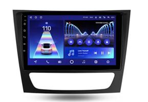 Штатная магнитола Teyes CC2 Plus 4/64 ГБ для Mercedes E-klasse (W211) 2002-2009 на Android 10.0